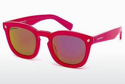 solbrille Dsquared DQ0198 74Z - Rosa, Rosa