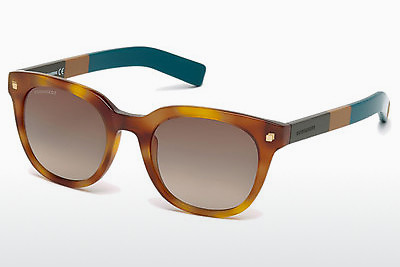 solbrille Dsquared DQ0208 53K - Havanna, Yellow, Blond, Brown