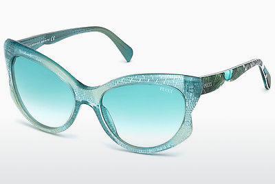 solbrille Emilio Pucci EP0049 89W - Blå, Turquoise