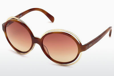 solbrille Emilio Pucci EP0055 53Z - Havanna, Yellow, Blond, Brown