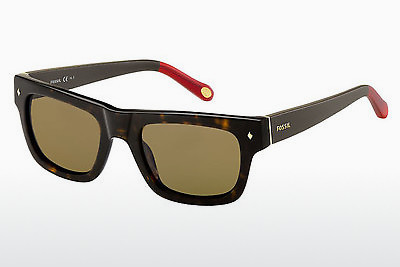 solbrille Fossil FOS 2002/S H0L/IG