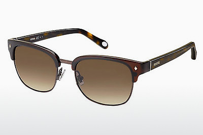 solbrille Fossil FOS 2003/S GZO/Y6 - Brun, Havanna