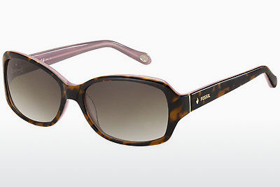 solbrille Fossil FOS 2005/S 1T1/Y6 - Rosa, Brun, Havanna