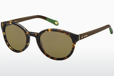 solbrille Fossil FOS 2022/P/S DD1/IG - Brun, Havanna