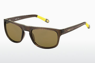 solbrille Fossil FOS 3001/P/S NXW/IG - Brun