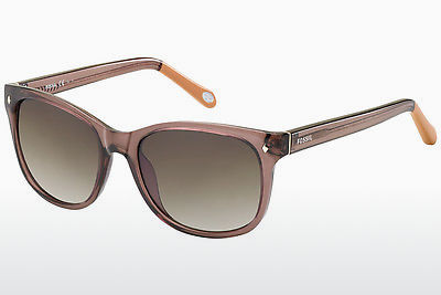 solbrille Fossil FOS 3006/S NXW/Y6 - Brun