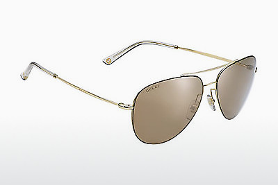 solbrille Gucci GG 2245/S J5G/XS - Gold