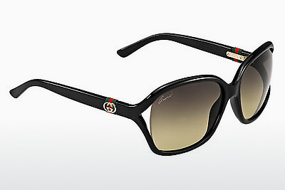 solbrille Gucci GG 3646/S D28/ED - Sort