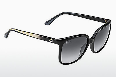 solbrille Gucci GG 3696/S AM3/HD - Sort