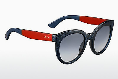 solbrille Gucci GG 3810/S VMY/HD - Glttblred