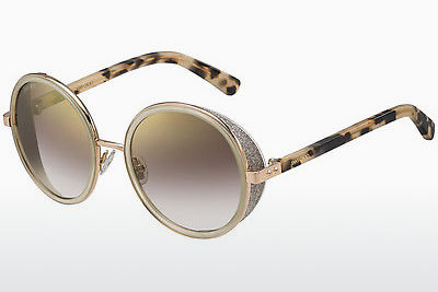 solbrille Jimmy Choo ANDIE/S J7A/NH - Gull, Rosa, Brun, Havanna