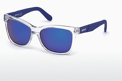 solbrille Just Cavalli JC649S 26Z - Purpur, Crystal