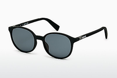 solbrille Just Cavalli JC726S 02A - Sort, Matt