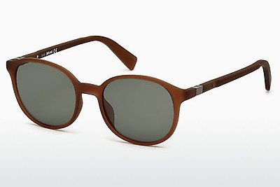 solbrille Just Cavalli JC726S 45N - Brun, Bright, Shiny