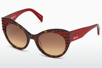 solbrille Just Cavalli JC789S 53F - Havanna, Yellow