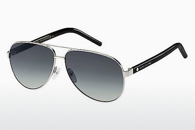 solbrille Marc Jacobs MARC 71/S 84J/HD - Sølv, Sort