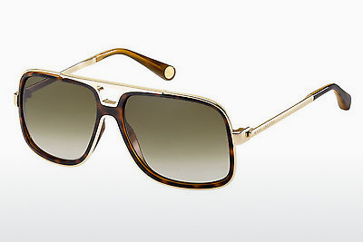solbrille Marc Jacobs MJ 513/S 0OF/DB - Brun, Grå, Gull
