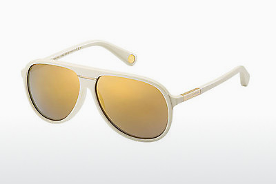 solbrille Marc Jacobs MJ 514/S SBR/SQ - Gull, Hvit