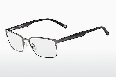 solbrille MarchonNYC M-POWELL 033 - Rødt metall