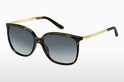 solbrille Max Mara MM CLASSY II LOG/HD - Gull, Brun, Havanna