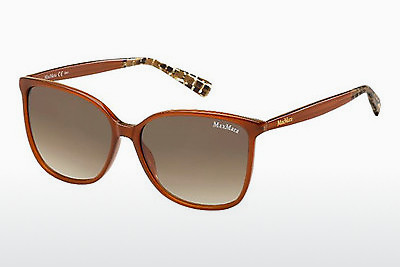 solbrille Max Mara MM LIGHT I BVE/JD - Hvit, Leopard