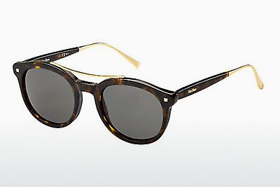solbrille Max Mara MM NEEDLE I UJS/Y1 - Havanna, Gull