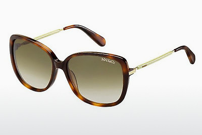 solbrille Max & Co. MAX&CO.251/S 5NW/DB - Havanna, Gull, Gul