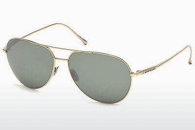solbrille Mont Blanc MB657S 32Q - Gull