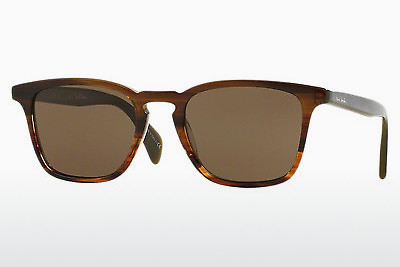 solbrille Paul Smith SHAWBURY (PM8239SU 119273) - Grønn, Brun, Havanna