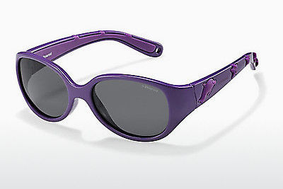 solbrille Polaroid Kids P0404 C6T/Y2 - Purple