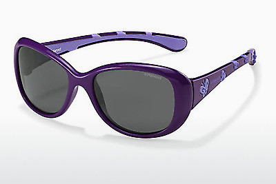 solbrille Polaroid Kids P0411 C6T/Y2 - Purple
