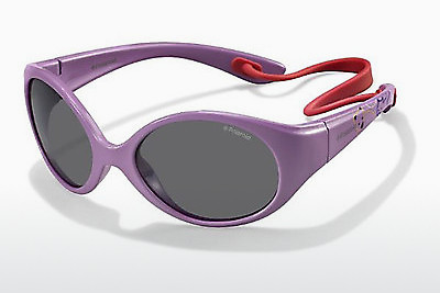 solbrille Polaroid Kids PLD 8010/S MIE/Y2 - Lilac