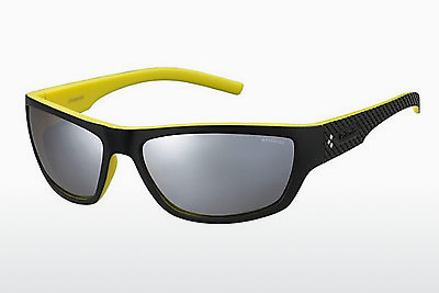 solbrille Polaroid Sports PLD 7007/S ZAU/JB - Sort