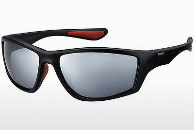 solbrille Polaroid Sports PLD 7015/S OIT/EX - Sort, Rød, Gull