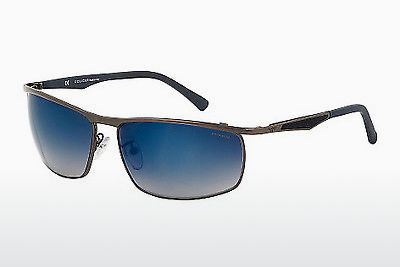 solbrille Police CHARGER 1 (S8756 568X) - Grå