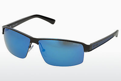 solbrille Police FORCE (S8855 531B) - Sort