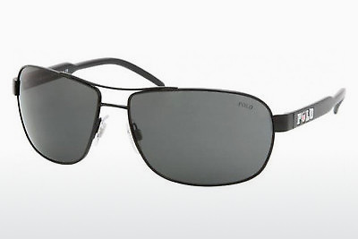 solbrille Polo PH3053 900387 - Sort, Grå