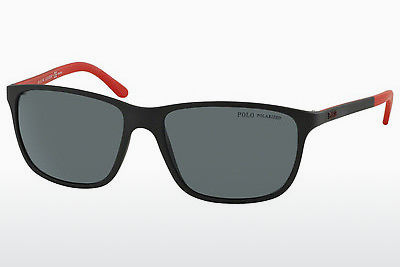 solbrille Polo PH4092 550481 - Sort