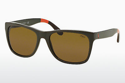 solbrille Polo PH4106 557073 - Grå