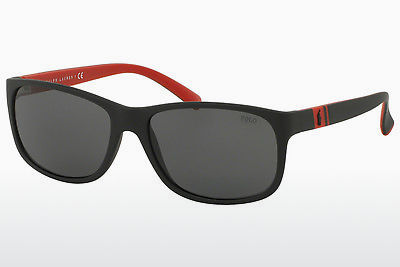 solbrille Polo PH4109 524787 - Sort