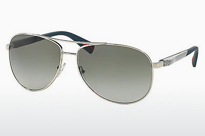solbrille Prada Sport NETEX COLLECTION (PS 51OS 1BC3M1) - Sølv