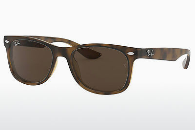solbrille Ray-Ban Junior RJ9052S 152/73 - Brun, Havanna