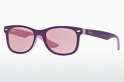 solbrille Ray-Ban Junior RJ9052S 179/84 - Purpur, Violet