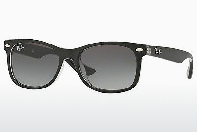solbrille Ray-Ban Junior RJ9052S 702211 - Sort, Transparent
