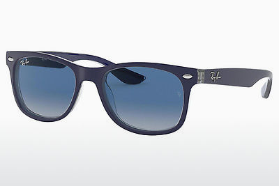 solbrille Ray-Ban Junior RJ9052S 70234L - Blå, Transparent