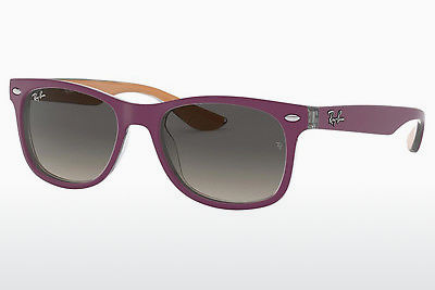 solbrille Ray-Ban Junior RJ9052S 703311 - Purpur, Oransje