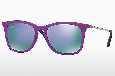 solbrille Ray-Ban Junior RJ9063S 70084V - Purpur