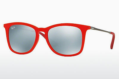 solbrille Ray-Ban Junior RJ9063S 701030 - Transparent, Rød