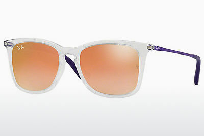 solbrille Ray-Ban Junior RJ9063S 7030B9 - Transparent