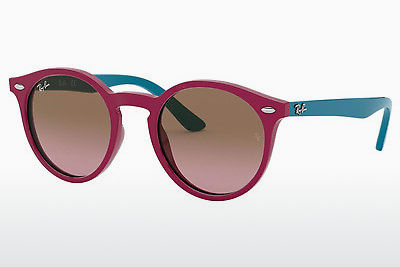solbrille Ray-Ban Junior RJ9064S 701914 - Rosa